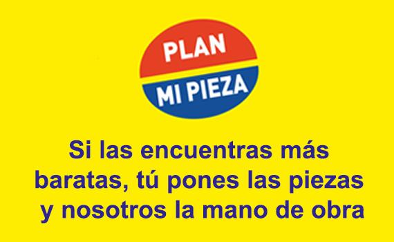 "Plan ""mi pieza"""